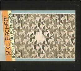 M. C. Escher Book of 30 Postcards by M C ESCHER (1990-01-01)