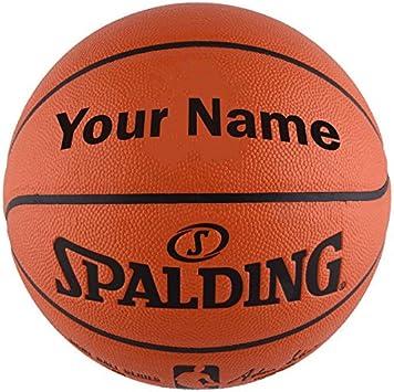 Amazon.com: Réplica personalizada de la NBA para baloncesto ...