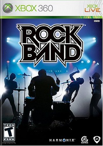 Rock Band for XBox 360 ()