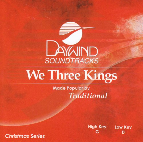 We Three Kings [Accompaniment/Performance Track] (King Accompaniment Cd)