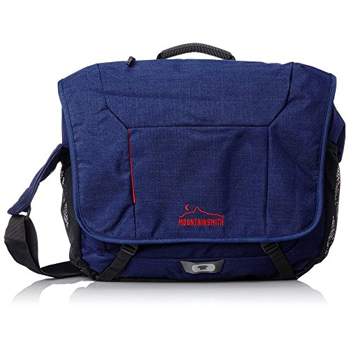 Mountainsmith Hoist Messenger Bag, Inky Blue from Mountainsmith