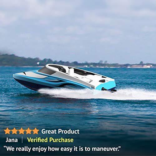 Best Rc Speed Boats January 2020 Stunning Reviews
