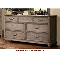 247SHOPATHOME Idf-7611D, dresser, Oak
