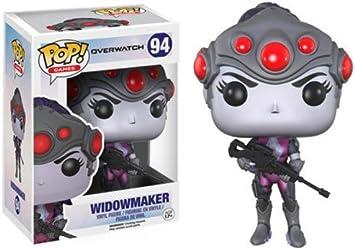 Oferta amazon: Funko Overwatch Widowmaker Figura de Vinilo (9301)