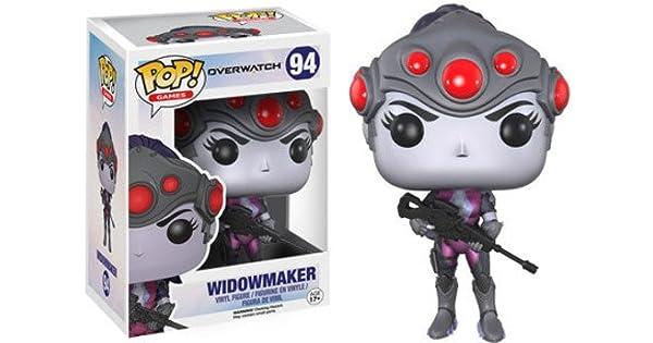 Amazon.com: Overwatch Widowmaker POP! Figura de vinilo ...