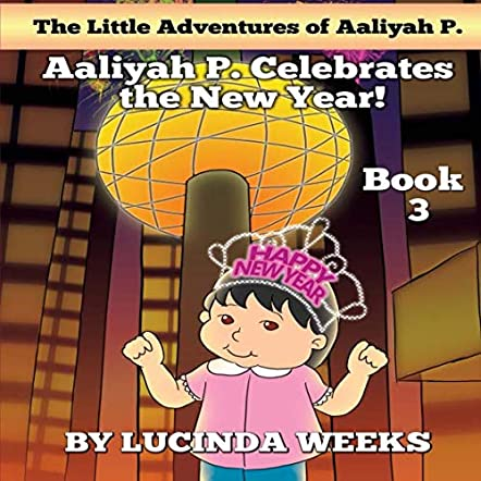Aaliyah P. Celebrates the New Year!