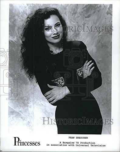 Vintage Photos 1995 Press Photo Princesses Starring Fran ()