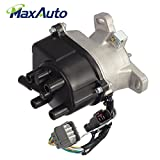 95 honda accord ex distributor - MaxAuto Ignition Distributor for 92-93 Honda Accord Prelude 2.2L fit DST17426
