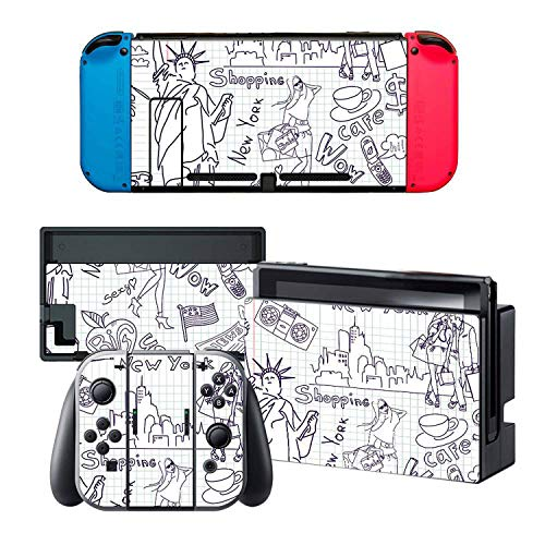Vinyl Skins Sticker For Nintendo Switch Decal Skin Console And Controller 7 - Skin For Zelda Gamecube