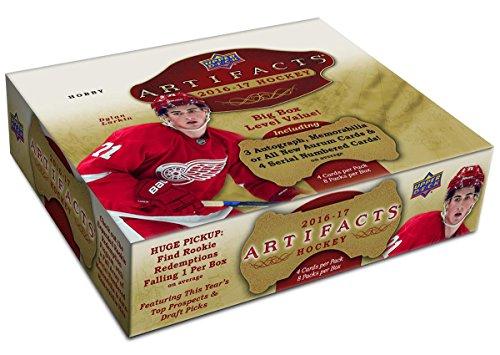 rtifacts Hockey Hobby Box (Top Hockey Prospects)