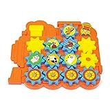 Gira Trem Brinquedos Estrela Multicores