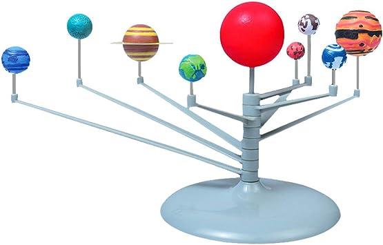 Hztyyier Juguete astronómico para niños, Bola Luminosa astronómica ...