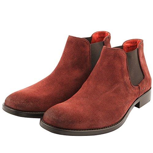 Exclusif Paris Bazil, Chaussures homme Bottines