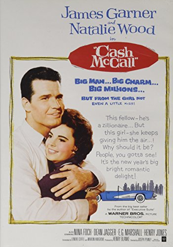 Cash McCall (1960) (Dvd Wood Natalie Collection)