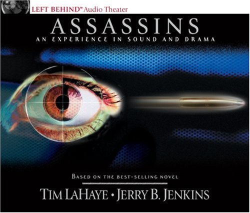 Assassins: An Experience in Sound and Drama (audio CD) by Brand: Tyndale House Publishers, Inc.