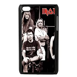 Ipod Touch 4 Phone Case Iron Maiden C-CS117102