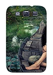 New Catenaryoi Super Strong Angelina Jolie Tpu Case Cover Series For Galaxy S3
