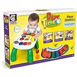 Cotiplás Brinquedo Educativo Mesa Play Time, Cotiplas, Multicores