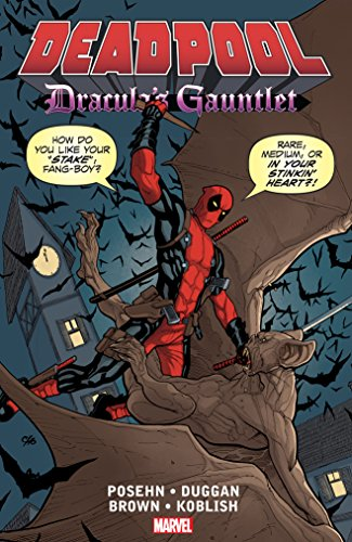 Deadpool: Dracula's Gauntlet ()