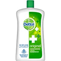Dettol Liquid Soap Jar Original, 900 ml