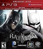 Batman: Arkham Asylum + Batman: Arkham City DUAL PACK