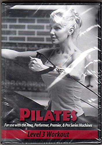 AeroPilates Level Three Integrated Workout DVD with Marjolein Brugman