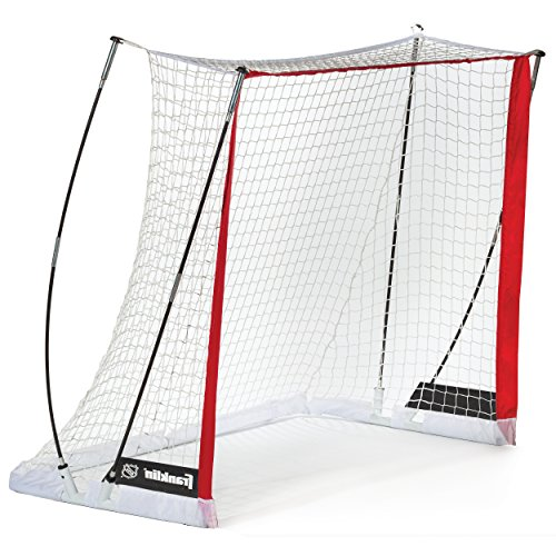 Franklin Sports Hockey Goal – NHL – Fiber Glass & Steel – 50 x 40 Inches – Sports Center Store