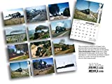 Those Remarkable Trains 2018 Calendar (Classic Rail Images)
