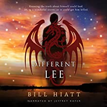 Different Lee: Different Dragons, Book 1 Audiobook by Bill Hiatt Narrated by Jeffrey Kafer