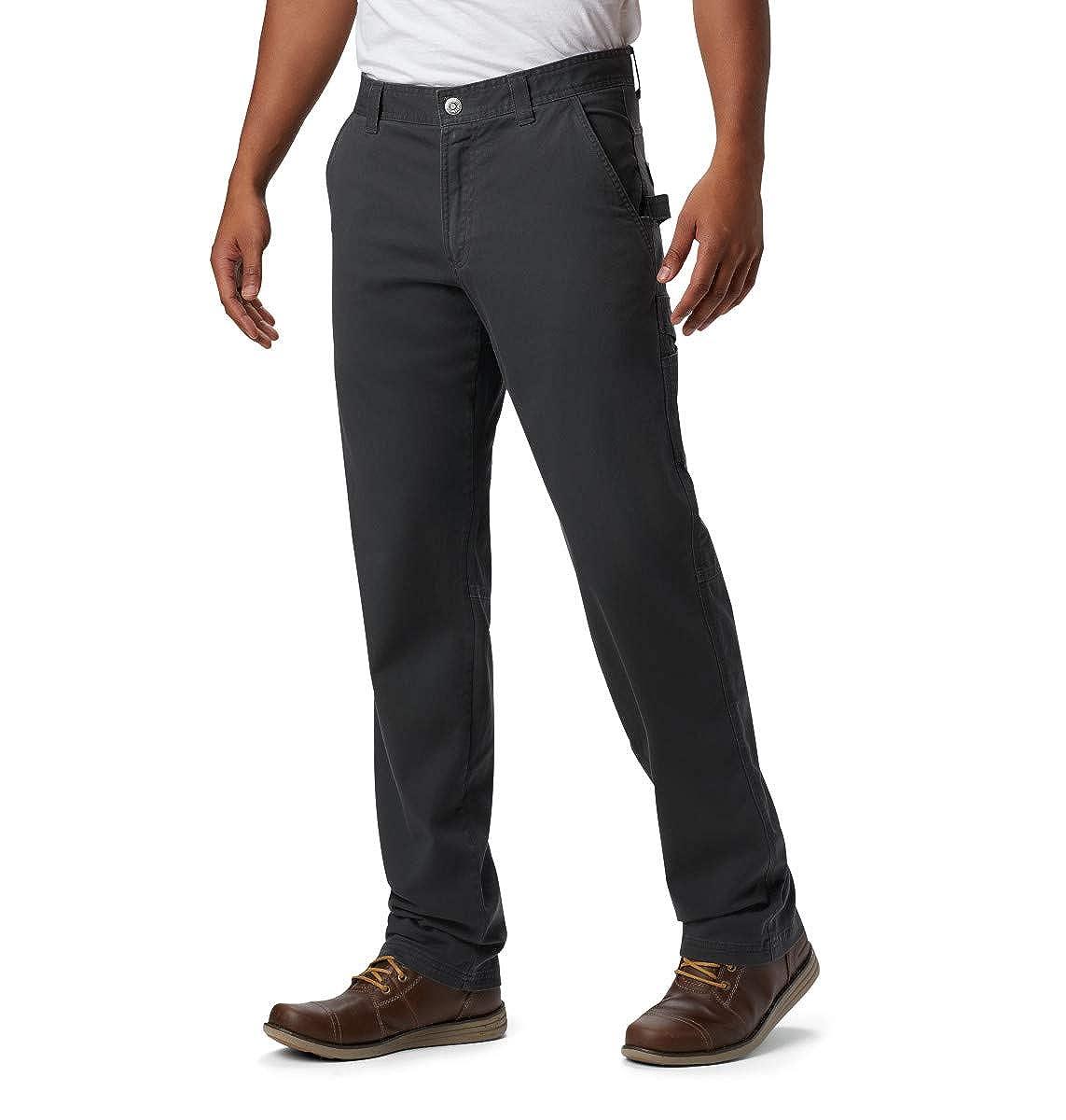 gris Souris 36W   32L Columbia Homme 1805131 Pantalon de randonnée