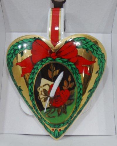 - Royal Copenhagen Hearts of Christmas #3 Creating Moments 2008 Hans H Hansen