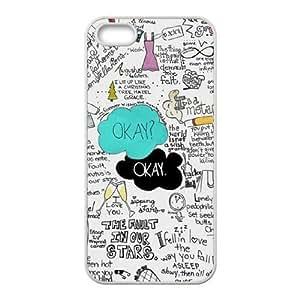 Custom New Cover Case for Iphone 5,5S, Okay Phone Case-709419 wangjiang maoyi