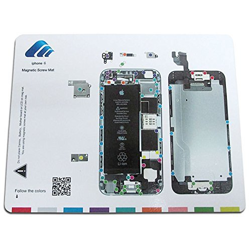 iphone 5 screw chart - 3