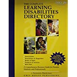 Complete Learning Disabilities Directory