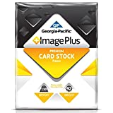 Georgia-Pacific Premium Card Stock, 250 Sheets