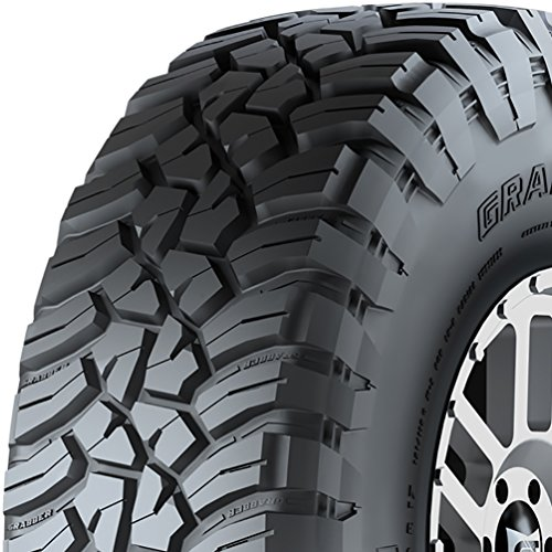 UPC 051342182381, General Tire Grabber X3 All-Terrain Radial Tire - 35/12.5R17 121Q
