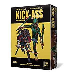Edge Entertainment - Kick-Ass El juego de Tablero - Español (EECMKA01)