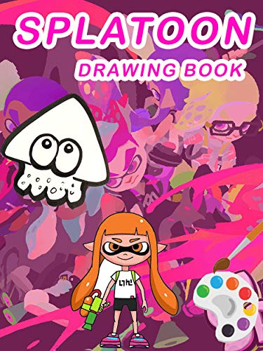 Drawing Books for Splatoon 2: Learn to draw weapons with full of tutorial  for drawing