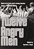 img - for Reginald Rose's Twelve Angry Men: A Play in Three Acts book / textbook / text book