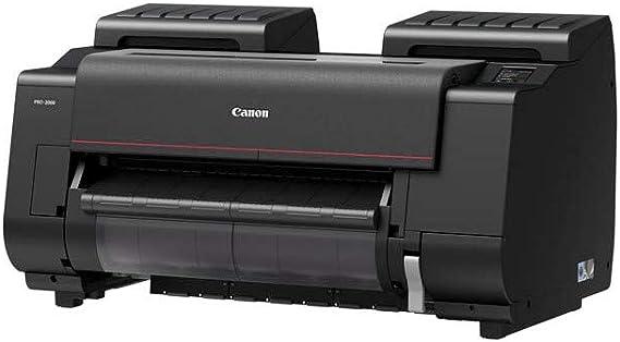 Canon imagePROGRAF PRO-2000 - Impresora de Gran Formato (320 GB): Canon: Amazon.es: Informática