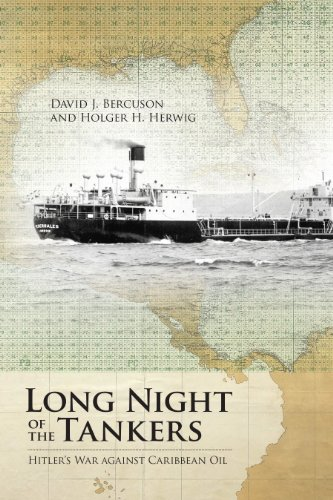 Long Night of the Tankers: Hitler's War Against Caribbean Oil (Beyond Boundaries: Canadian Defense and)