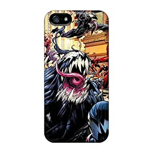 New Acsdcover Super Strong Venom Attack Tpu Cases Covers For Iphone 5/5s
