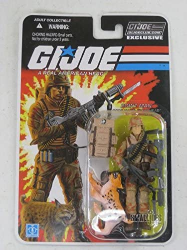 Amazon.com: G.I. Joe FSS Collector Club Exclusive Cobra ...