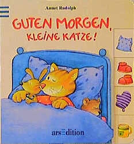 Guten Morgen Kleine Katze Annet Rudolph 9783760771113