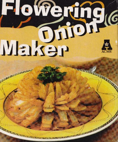 Acme Flowering Onion Maker Easy Flowering Onion Cutter