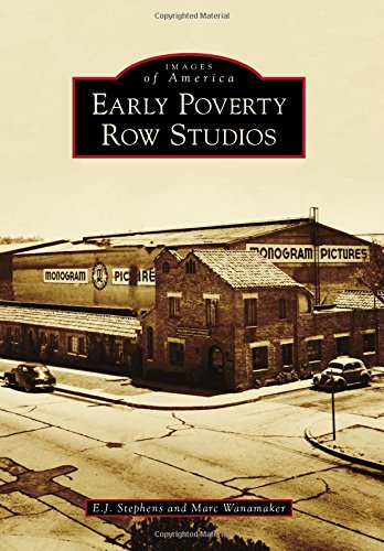 Early Poverty Row Studios (Images of America)