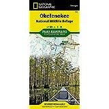 Okefenokee National Wildlife Refuge (National Geographic Trails Illustrated Map)