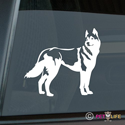 Top 10 best husky decal: Which is the best one in 2019?