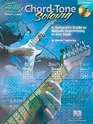 Barrett Tagliarino Chord-Tone Soloing Gtr Book/Cd