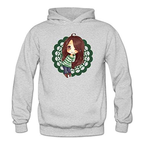 Custom Women's Teehee Speedpaint Sweatshirt Pullover Hoodie